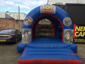 Toy Story Bouncy Castle with Blower - 12x15ft