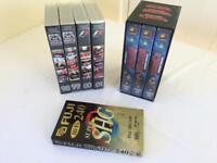 VHS tape Star Wars & F1 (1998-01)