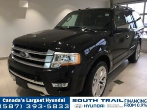 2017 Ford Expedition PLATINUM - 7P, LEATHER, NAV