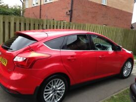 62plate Ford Focus 1.6tdi 52500miles
