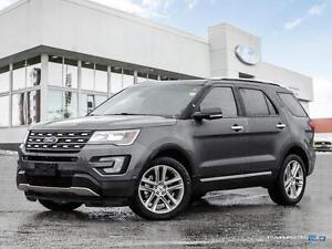2016 Ford Explorer Limited -- Free Vegas Trip