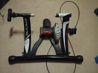 Cycle Turbo Trainer - convert bike into indoor exercise bike, variable resistance
