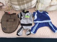 Puppy Jackets Clothes