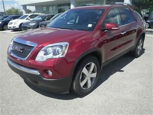 2011 GMC Acadia AWD-Auto-Leather-Sunroof-7 Seater
