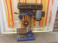 ELETRIC TABLE TOP DRILL £40