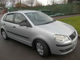 VOLKSWAGEN POLO 1.2 55E PETROL 5DR HATCHBACK IN SILVER