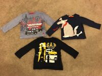 Bundle of clothes for boys 12-18 months