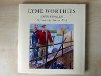 Lyme Regis: Lyme Worthies by John Fowles Hardback, Lyme Regis museum & Dovecote Press 2000