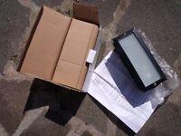 Die cast aluminium bricklight Brand new in box