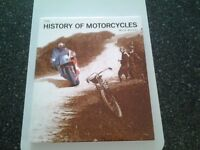 HISTORY OF MOTORCYCLES BY MICK WALKER
