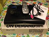 500GB Sky+ HD box, excellent condition