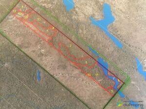 125 000$ - Terre à bois à vendre à La Baie
