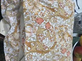Sanderson William Morris pair of bedspreads