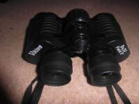 Viking 8*30 bincoculars with strap, right diopter lens