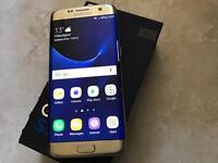 Samsung Galaxy S7 Edge 32GB Gold (unlocked)
