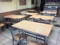 Tables with Chairs