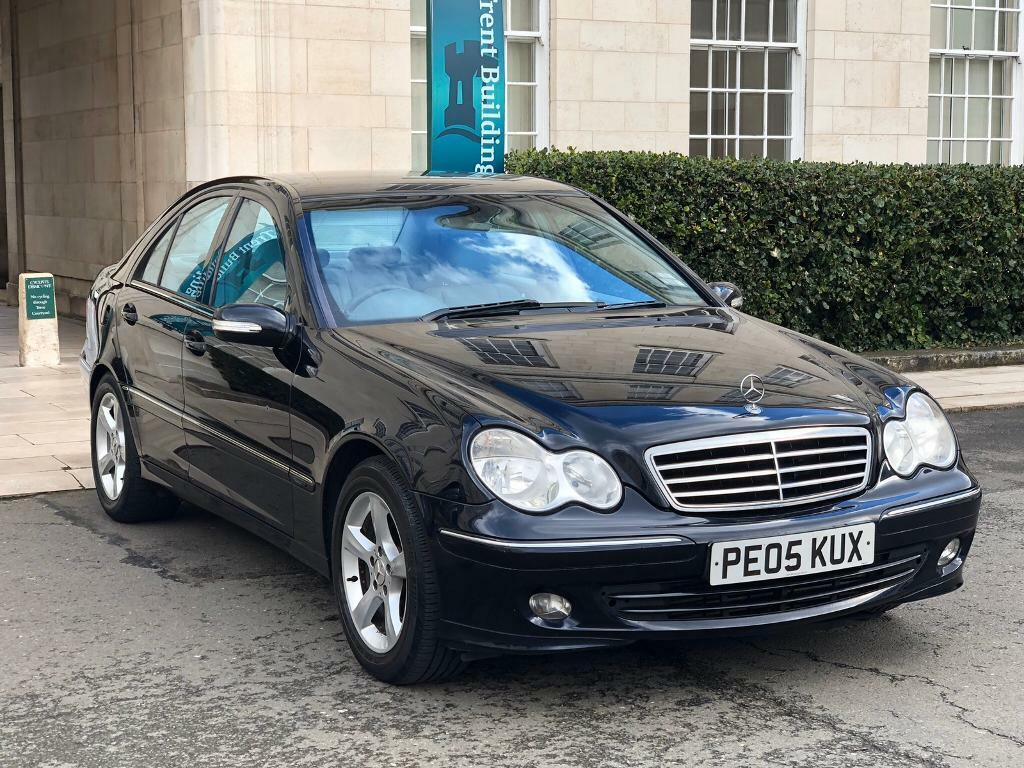 2005 Mercedes C Class C220 Cdi Diesel Automatic Dab Sat Nav In Bobbersmill Nottinghamshire Gumtree