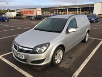 2009 VAUXHALL ASTRA SPORTIVE VAN 1.7 CDTI / NEW MTO / PX WELCOME / NO VAT / 6 SPEED / WE DELIVER