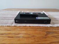 LG BP450 3D Blu-ray Disc Player with LG Smart - Black
