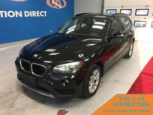 2013 BMW X1 xDrive28i NAVI! SUNROOF! FINANCE NOW!