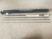 Shakespeare Oracle Switch 11 6/7 fly rod