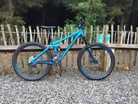 Cube stereo hpa pro mountain bike