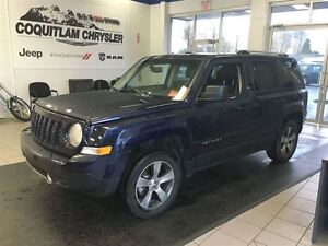 2016 Jeep Patriot Leather Sunroof Alloy