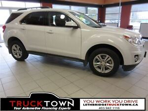 2015 Chevrolet Equinox AMAZING 2LT WITH NAV AND HEATED SEATS