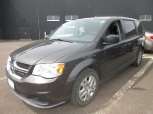 2016 Dodge Grand Caravan SE- ONLY 44K! CRUISE CONTROL! 7 PASS!