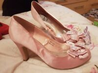 Pink Debut Shoes Size 7 - SOLD