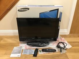 "Samsung 26"" widescreen LCD digital HD Ready TV"