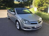 Vauxhall Astra Convertible, low mileage