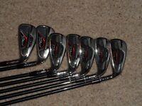 set of titleist 712 AP1 irons