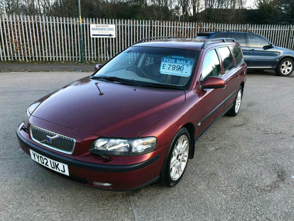 2002 02 volvo v70 auto estate immaculate car | in South Shields ...