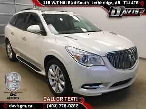 Used-2014 Buick Enclave AWD Premium-Heated/Cooled Leather,Naviga
