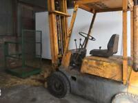 Coventry Climax Forklift 2.5ton lift diesel