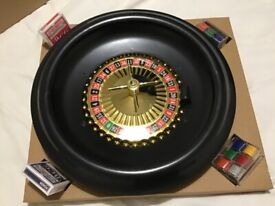 New roulette game