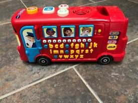 Vtech playtime bus toy