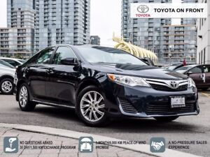 2014 Toyota Camry LE, One Owner Full service