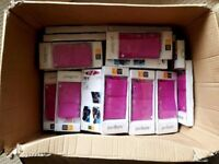 58 x Phone / Camera MP3 Player Pouch with neck trap £15 Bargain Job lot Cheap