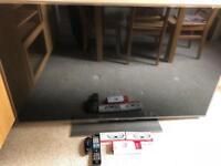 """LG 60LB650v 60"""" HD 3D smart TV"""