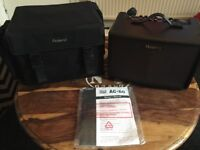 ROLAND AC-60 ACOUSTIC - GUITAR COMBO AMPLIFIER (ROSEWOOD)