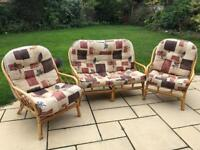 Wicker conservatory furniture for sale