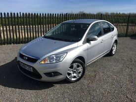 2009 09 FORD FOCUS 1.6 STYLE 100 5 DOOR HATCHBACK - *ONLY 1 FORMER KEEPER* - APRIL 2018 M.O.T!