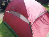 Large 2 man tent