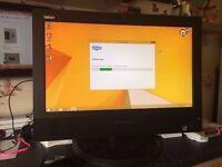 All In One Desktop PC 20inch Lenovo ThinkCentre Intel i3 -4130u 3.4GHz / 8Gb Ram