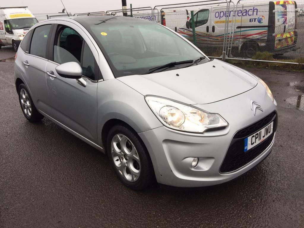 2011 citroen c3 connexion 1 4 hdi silver 1 owner from new full service history in high wycombe. Black Bedroom Furniture Sets. Home Design Ideas