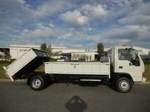 Isuzu NQR 450 Tipper and Traytop Welshpool Canning Area Preview