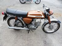 SUZUKI A100 1975 TAX EXEMPTED 42 YEARS YOUNG..