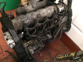Vauxhall vivaro 1.9 Diesel engine